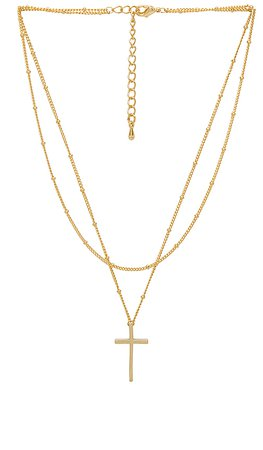 8 Other Reasons Lifeguard Necklace in Gold | REVOLVE