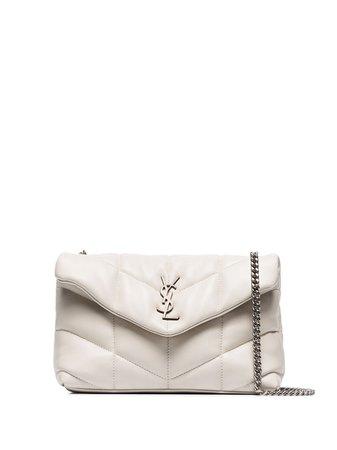 Saint Laurent Loulou Puffer shoulder bag - FARFETCH