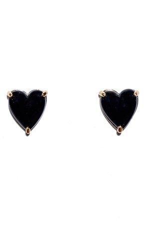 Ashford Heart Stud Earrings   Nordstrom
