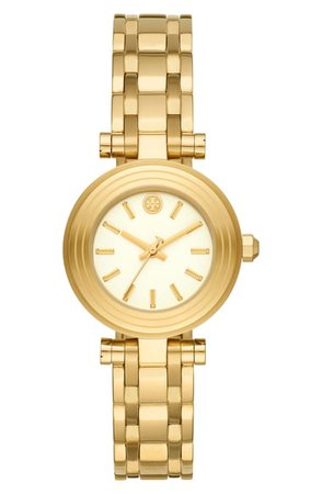 Tory Burch Classic-T Bracelet Watch, 30mm | Nordstrom