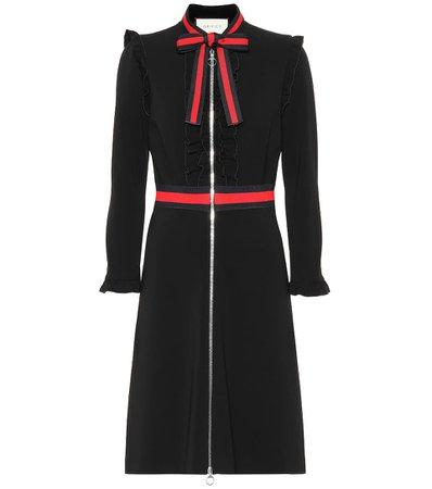Crêpe Jersey Dress - Gucci | mytheresa