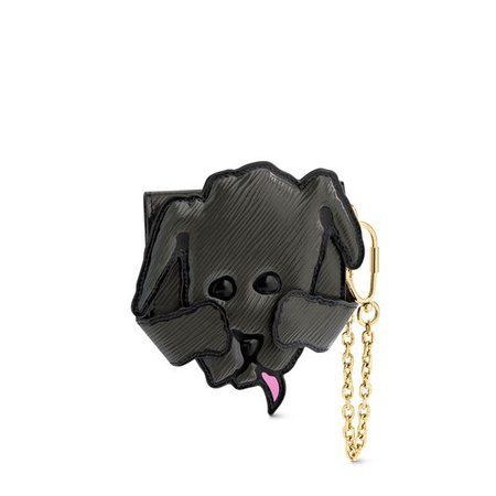Dog Card holder Epi Leather - Small Leather Goods | LOUIS VUITTON