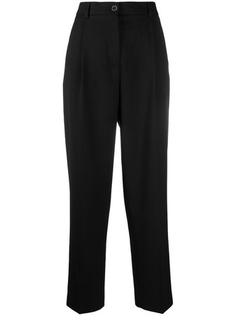 Acne Studios straight-leg Tailored Trousers - Farfetch