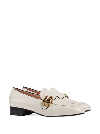 Gucci Double G Loafers - Farfetch