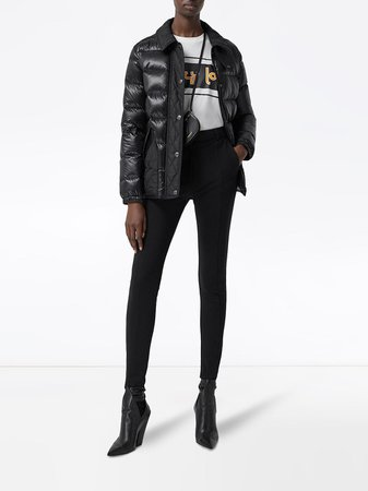 Burberry Quilted Puffer Jacket - Farfetch