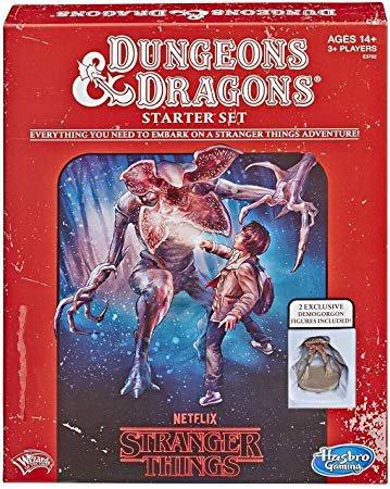 Stranger Things Dungeons & Dragons Roleplaying Game Starter Set: Amazon.ca: Toys & Games