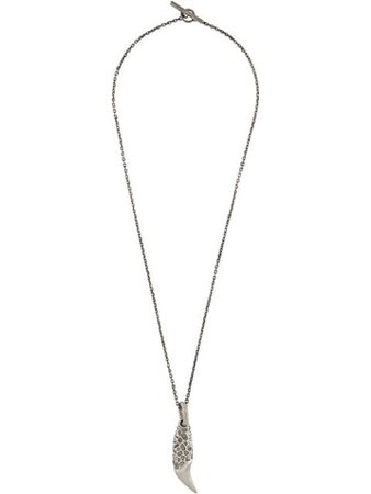 Parts Of Four Ghost Bear Tooth Necklace - Farfetch