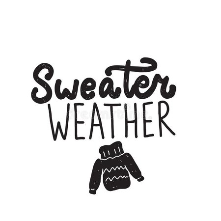 Sweater Weather Stock Illustrations – 1,558 Sweater Weather Stock Illustrations, Vectors & Clipart - Dreamstime