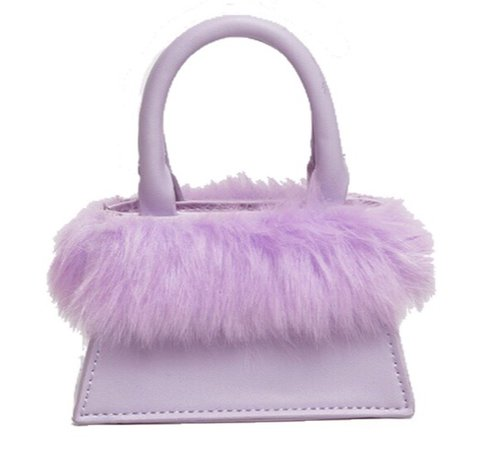 plt purple bag