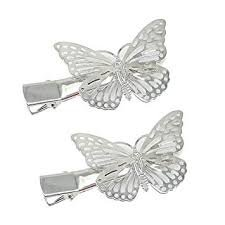 butterfly hair clips - Google Search