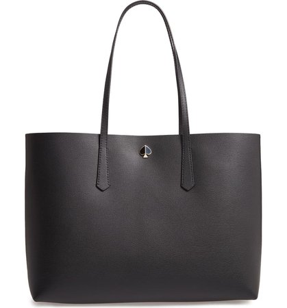 kate spade new york large molly leather tote | Nordstrom