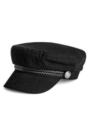 Captain's Cap - Black - Ladies | H&M US