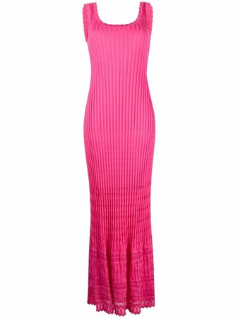 M Missoni платье в рубчик - купить в интернет магазине в Москве   Цены, Фото.