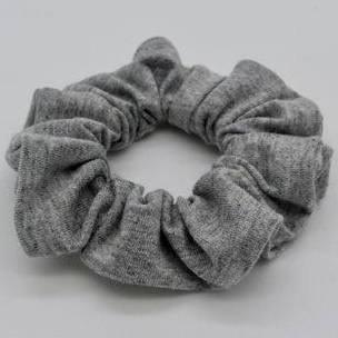gray scrunchies - Google Search