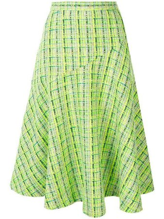 Delpozo A-line midi skirt $1,341 - Buy Online - Mobile Friendly, Fast Delivery, Price
