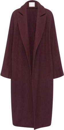 Harris Tapper Collins Oversized Wool-Blend Coat