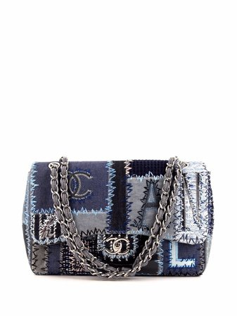 Chanel Pre-Owned 2015 Timeless Patchwork Jumbo Shoulder Bag - Farfetch