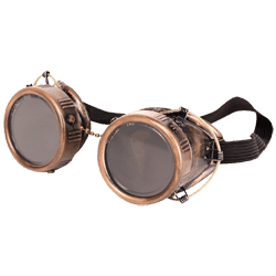 steampunk goggles - Google Search