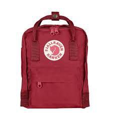 red fjallraven kanken backpacks - Google Search