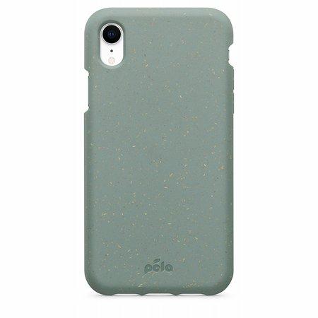 Pela Eco-Friendly Case for iPhone XR - Black - Apple