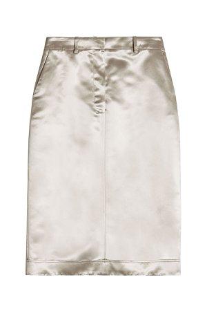 Satin Skirt Gr. IT 42