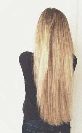 long hair straight - Google Search