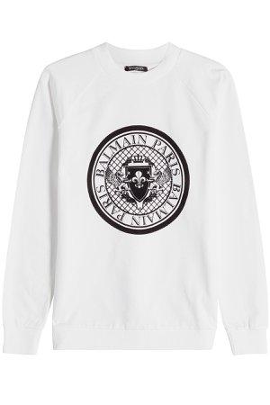 Cotton Sweatshirt Gr. FR 38