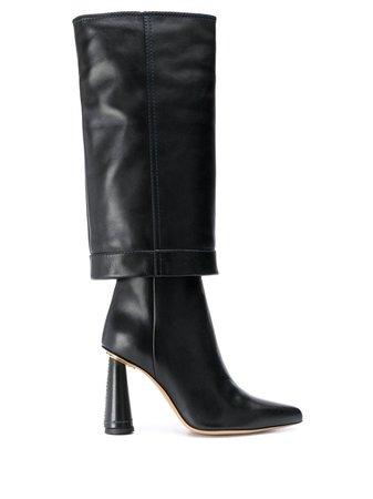 Jacquemus Le Botte Pantalon boots £1,084 - Shop Online - Fast Delivery, Free Returns