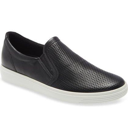 ECCO Soft Classic Slip-On Sneaker (Women) | Nordstrom