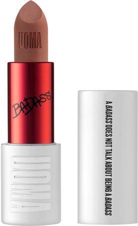 Uoma Beauty Badass Icon Matte Lipstick
