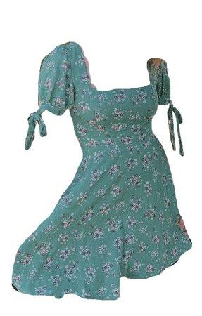 png green dress