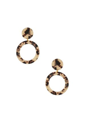 Bahai Earrings