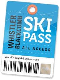 ski pass - Google Search