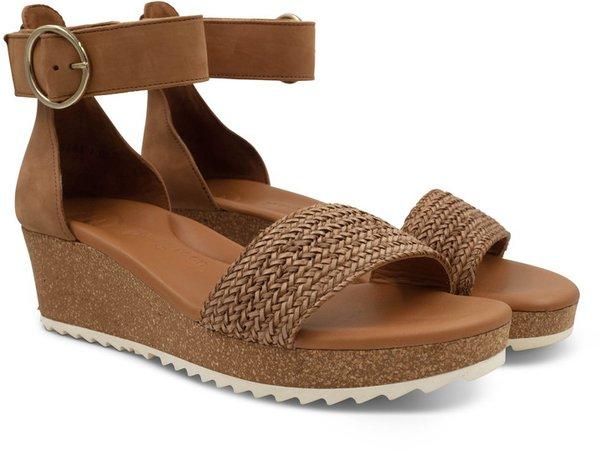 California Wedge Sandal