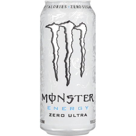 Monster Energy Drink Zero Ultra