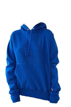 blue hoodie png filler
