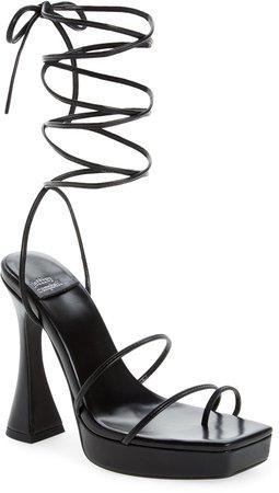 Jeffery Campbell Prima Donna Platform Sandal