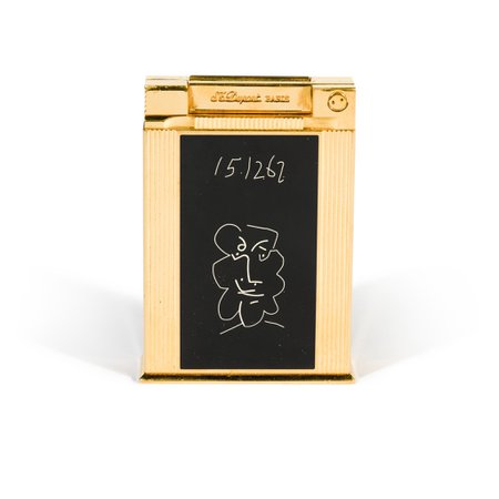 St.Dupont Picasso lighter