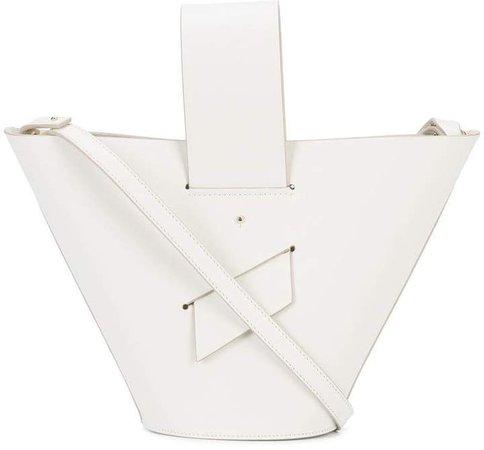 Carolina Santo Domingo Amphora shoulder bag