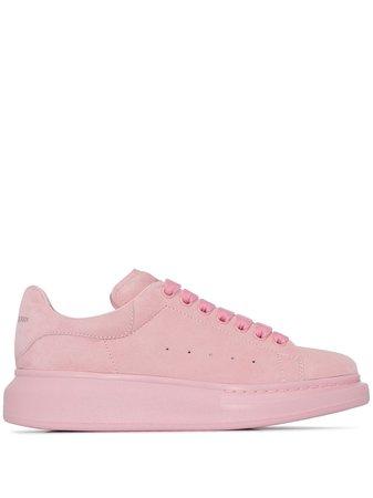 Alexander McQueen Baskets Pink Oversized - Farfetch