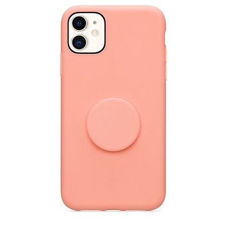 Coque Figura + Pop Series d'OtterBox pour iPhone 11 - Orange - Apple (FR)