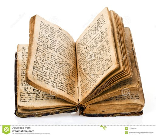 Old book stock photo. Image of grunge, history, antique - 17580496