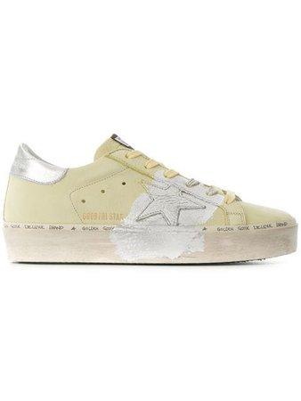 Golden Goose Hi Star Sneakers - Farfetch
