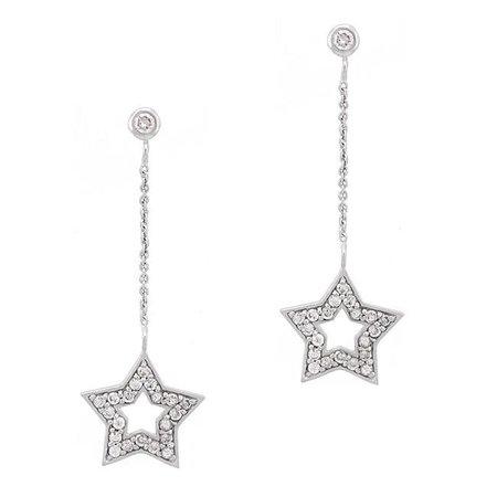 star earrings - Google Search