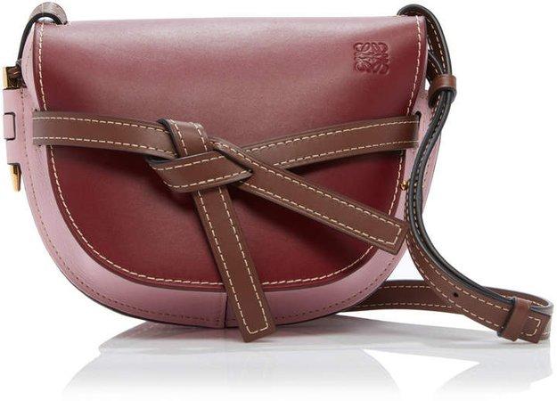 Gate Small Leather Shoulder Bag