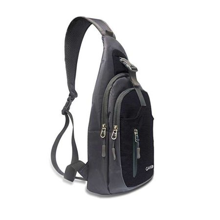 Amazon.com: CARQI Sling Bag Shoulder Backpack Crossbody Purse for Hiking Camping: Clothing