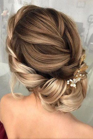 Best Hairstyles 2019 Bun Updo Hairstyle Designs for Women - HAIRSTYLE ZONE X