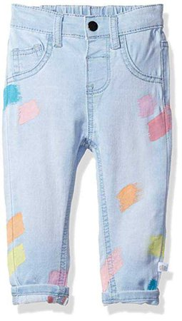 Amazon.com: Rosie Pope Baby Girls' Denim Jean: Clothing