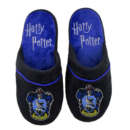 Harry Potter Ravenclaw Slippers | Cinereplicas – Cinereplicas USA