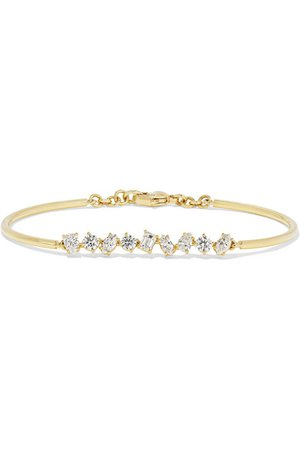 Kimberly McDonald | 18-karat gold diamond bracelet | NET-A-PORTER.COM